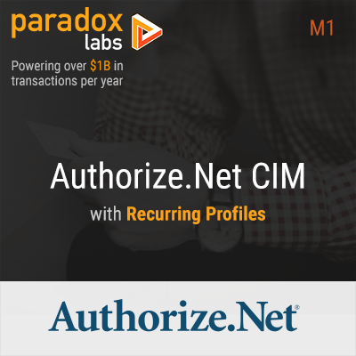 Authorize.Net CIM with Recurring Profiles for Magento