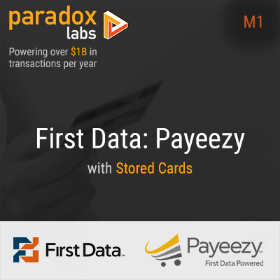 First Data Payeezy Payments for Magento