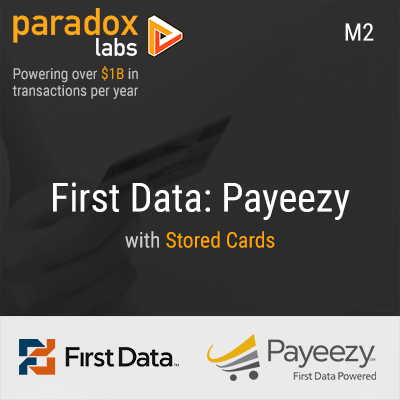 First Data: Payeezy for Magento 2